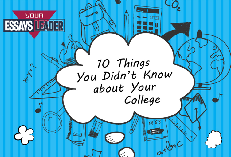 10 Things You Didn't Know About Your College blog EssaysLeader