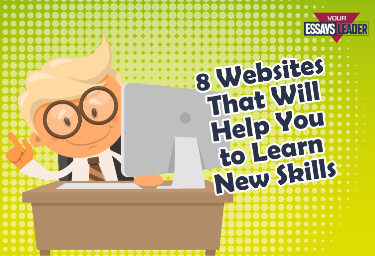 8 Websites That Will Help You to Learn New Skills