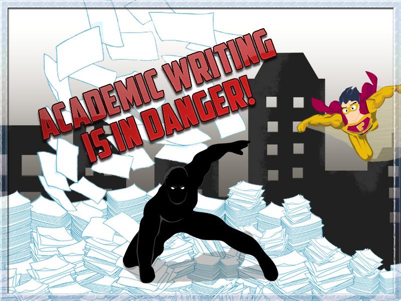 Academic Writings are in Danger!
