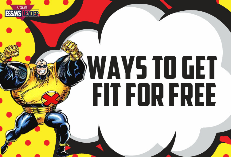 Ways to Get Fit For Free