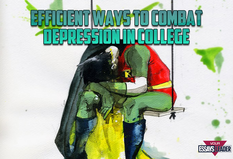 Efficient Ways to Combat Depression in College