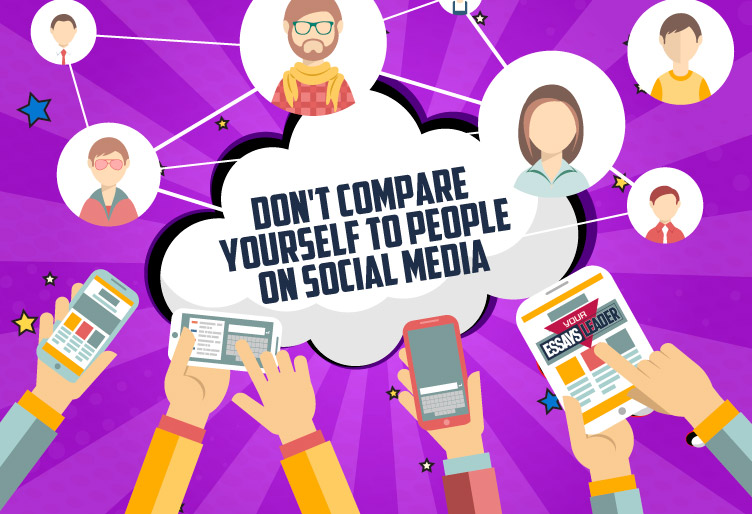 Don't Compare Yourself to People on Social Media