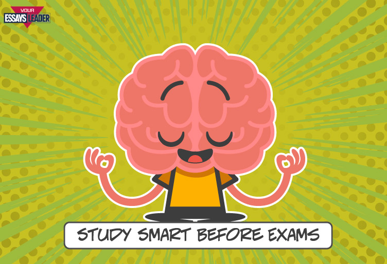 Study Smart Before Exams
