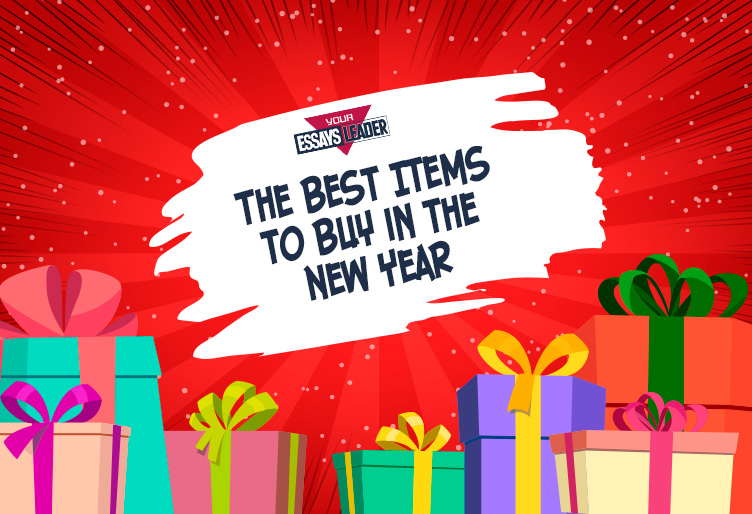 The Best Items to Buy in the New Year