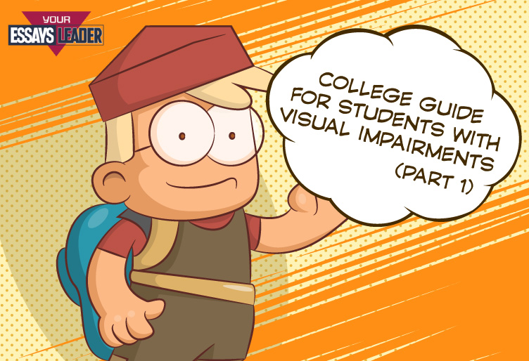 Guide for Students With Visual Impairments