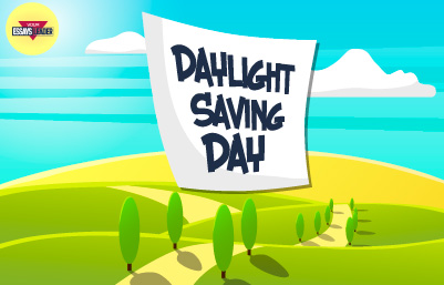 Daylight Saving Day sm