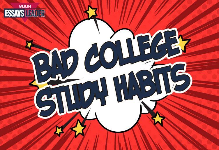 Bad College habits