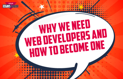 Why we need web developer small