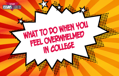 Overwhelmed in college small