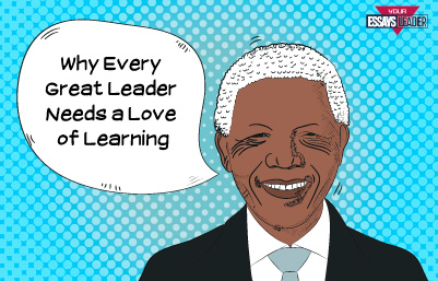 Every Leader Need The Love For Learning