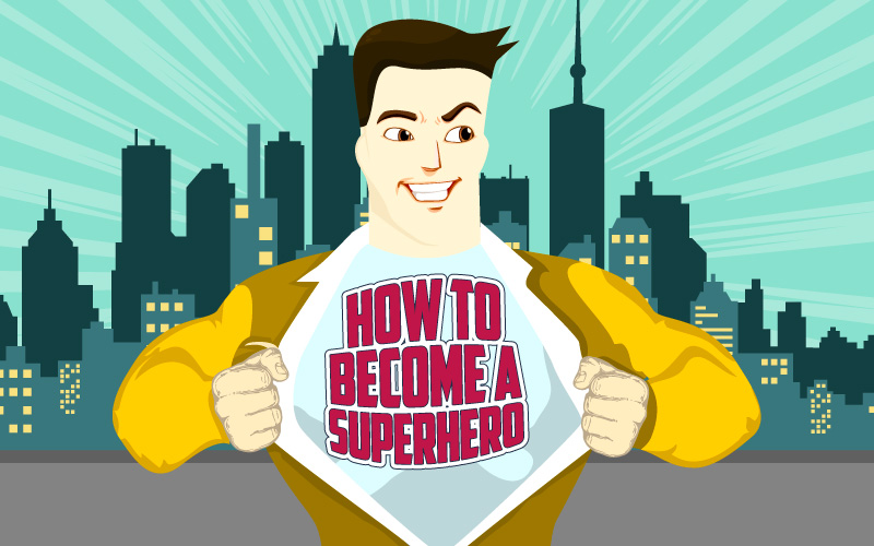 How to Become a Superhero