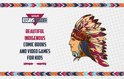 Beautiful Indigenous Comic Books And Video Games For Kids--ELeader-blog-401x257