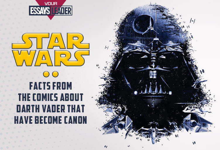 Star Wars: Facts From The Comics About Darth Vader That Have Become Canon