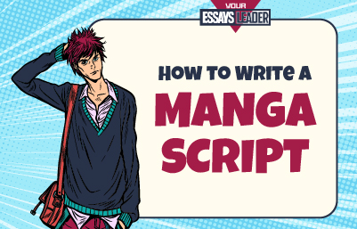 How to Write a Manga Script