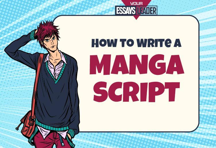 How to Write a Manga Script