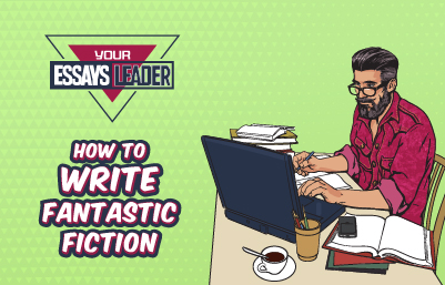 How to Write Your First Fantasy Novel